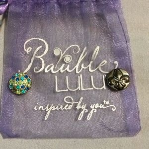 Two bauble lulu pieces